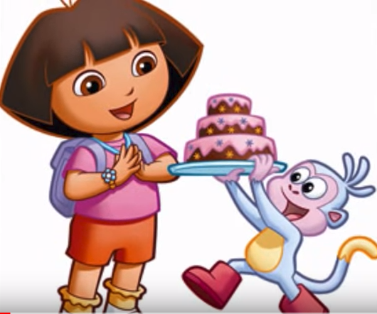 DORA EXPLORADORA singing cards