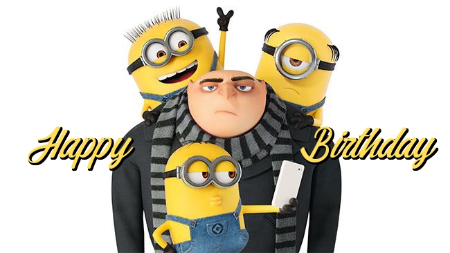 despicable-me birthday cards