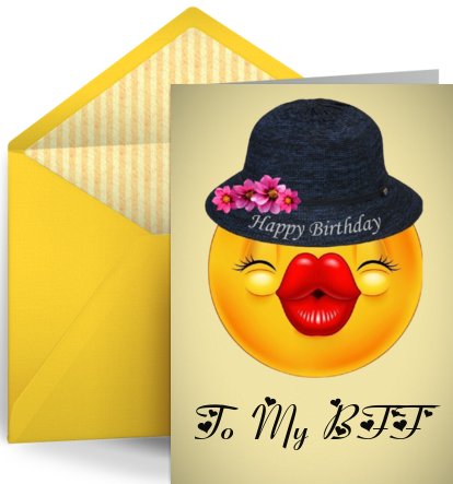 emoji greeting cards