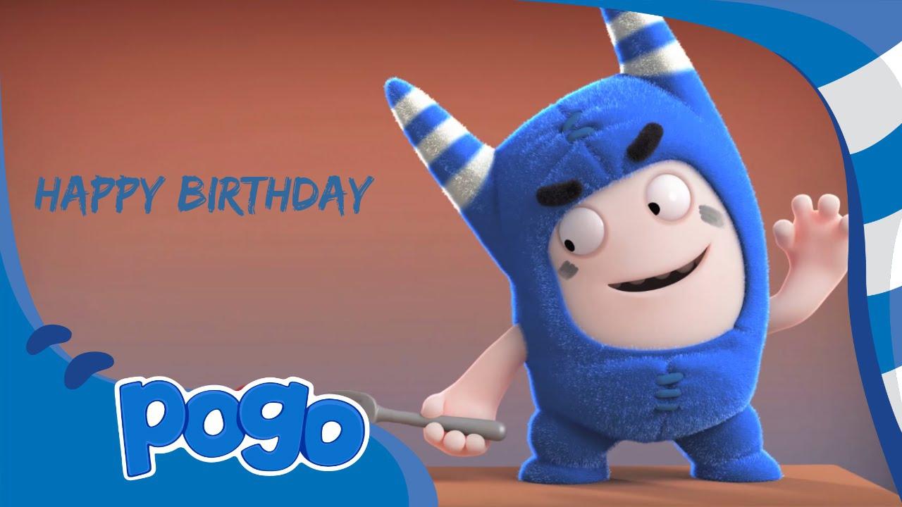 oddbods birthday